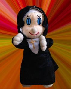 Rescued Nun