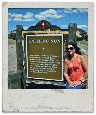 Kneeling Nun Sign 2