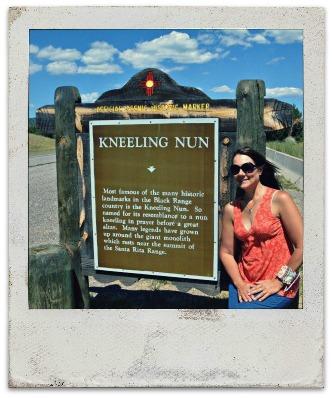 Kneeling Nun Sign 2