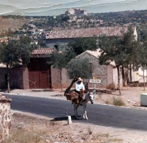 Toledo, Spain 1965